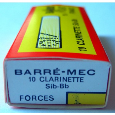 Barre - Mec Bb Clarinet