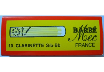 Barre - Mec Bb Clarinet No:1