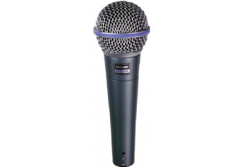 Shure Beta 58A - Dinamik Vokal Mikrofonu