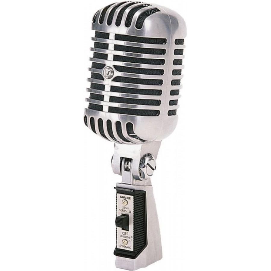 shure 55sh series ii vokal ve konu ma mikrofonu mydukkan. Black Bedroom Furniture Sets. Home Design Ideas
