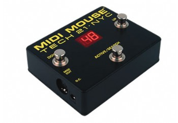 Tech 21 MIDI Mouse MM1 - Foot Controller