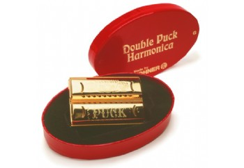 Hohner Double Puck Harmonica - Çift Taraflı Mızıka