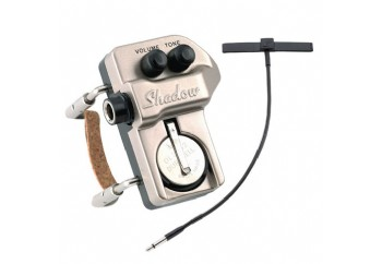 Shadow SH 945 Violin/Viola Pickup & Preamp - Keman İçin Eşik Altı Manyetik