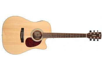 Cort MR710F NS - Naturel Satin - Elektro Akustik Gitar