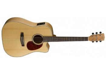 Cort MR710F Nat - Naturel - Elektro Akustik Gitar