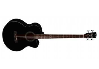 Cort SJB5F Naturel - Elektro Akustik Bas Gitar