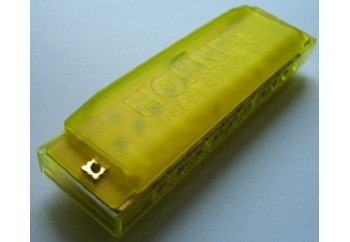 Hohner Happy Color C Harmonica Yellow (Sarı) - M5151 - Mızıka