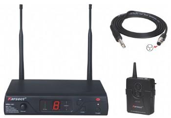 Karsect Kru 161/6G - Telsiz Gitar Sistemi (Wireless-Kablosuz)
