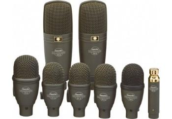 Superlux DRK-F5H3 - Davul Mikrofon Seti