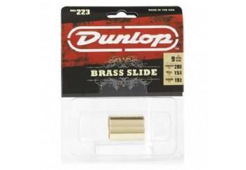 Jim Dunlop Brass Slide 223 - Medium Knuckle