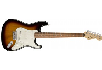 Fender Standard Stratocaster Brown Sunburst - Pau Ferro