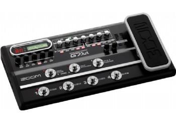 Zoom G7.1ut Tube Guitar Multi-Effects Pedal