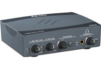 E-MU 0202 USB 2.0 Audio interface - Ses Kartı
