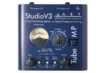 ART / Tube MP - Studio V3 - Mikrofon Preamfisi