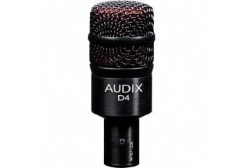 Audix D4 - Dinamik Enstrüman Mikrofonu