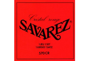 Savarez 570CR Normal Tension Takım Tel - Klasik Gitar Teli