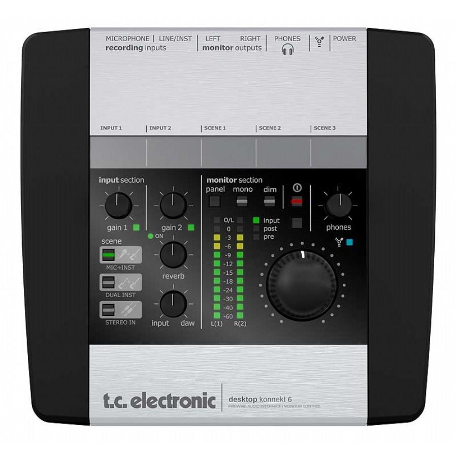 tc electronic Konnekt 6 Desktop