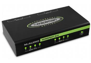 M-Audio Midisport 4x4 - MIDI Arabirimi