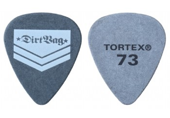 Jim Dunlop Dirtbag 0,73 mm Army Logo - 1 Adet