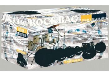 Rockbag RB-22910 B Delux Line BK - Siyah - Davul Kılıfı