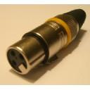 Rockcable RCL 10001 XLR Plug