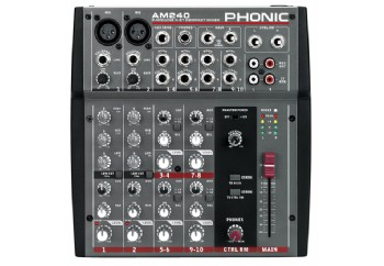 Phonic AM240 - Mikser
