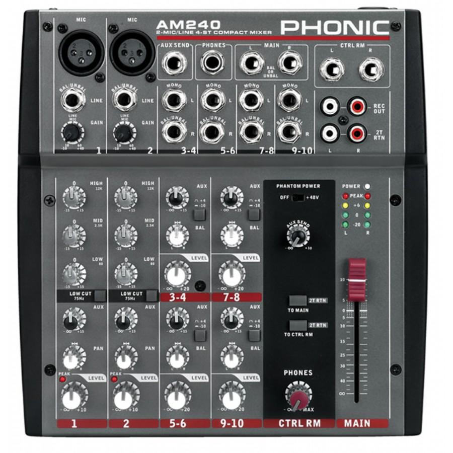 Phonic AM240