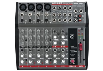 Phonic AM 440 - Mikser