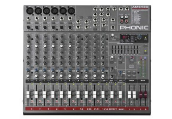 Phonic AM 642D - Mikser