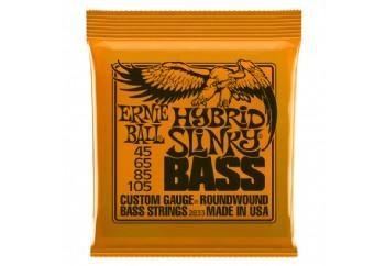 Ernie Ball Hybrid Slinky Bass Nickel Wound 2833 Takım Tel - Bas Gitar Teli 045-105
