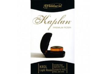 D'addario Kaplan Premium Rosin KRDL Light Rosin - Reçine