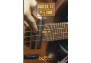 Bas Gitar Metodu Kitap - Bora Uslusoy