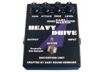 Carl Martin Heavy Drive - Distortion Pedalı