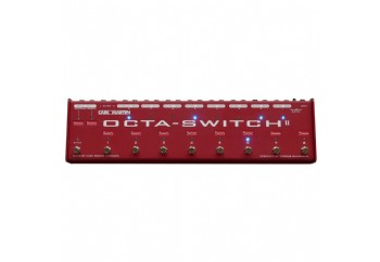 Carl Martin Octa-Switch II - Gitar Switch