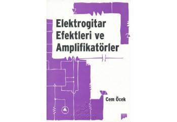 Elektrogitar efektleri ve amplifikatörler Kitap