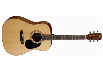 Cort AD810 OP - Naturel Satin - Akustik Gitar