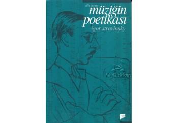 Altı Derste Müziğin Poetikası Kitap - Igor Stravinsky