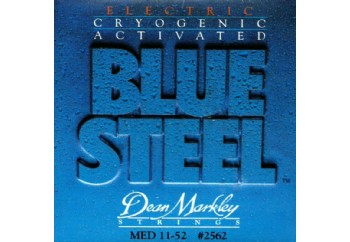 Dean Markley Blue Steel 2562 MED Takım Tel - Elektro Gitar Teli 011-052