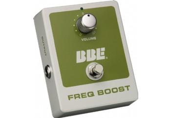 BBE Freq Boost Treble Booster - Boost Pedalı