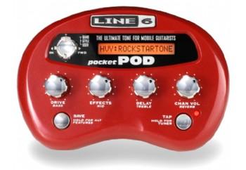 Line 6 Pocket POD - Gitar Prosesör