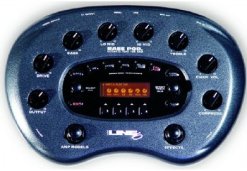 Line 6 Bass POD XT - Bas Gitar Prosesör