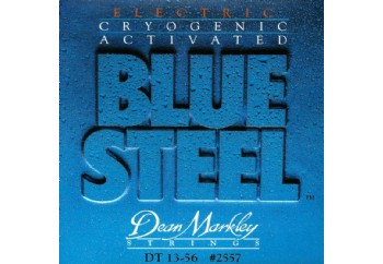Dean Markley Blue Steel 2557 DT Takım Tel - Elektro Gitar Teli 013-056