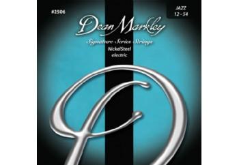 Dean Markley NickelSteel 2506 JZ Takım Tel - Elektro Gitar teli 012-054