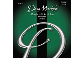 Dean Markley NickelSteel 2500 DT Takım Tel