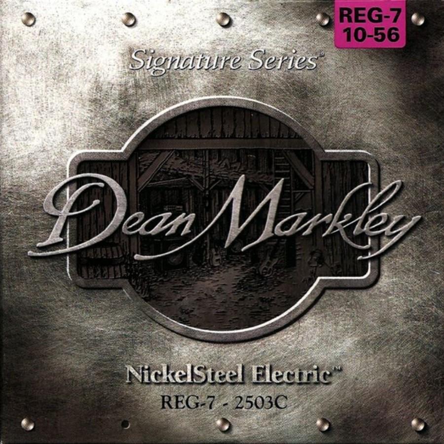 Dean Markley NickelSteel REG-7 2503C