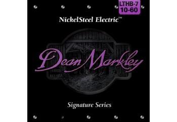 Dean Markley NickelSteel 2504C LTHB Takım Tel - 7 Telli Elektro Gitar Teli 010-060