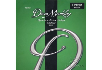 Dean Markley NickelSteel 2602B Takım Tel