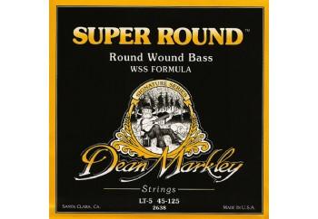 Dean Markley Super Round 2638 LT  Takım Tel