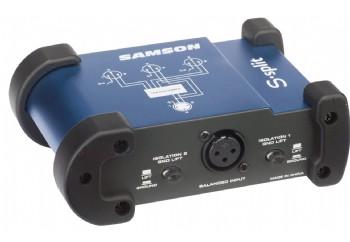 Samson S-split - Mikrofon Splitter