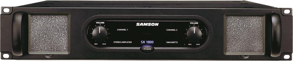 samson sx1800 power amplifier power amfi mydukkan. Black Bedroom Furniture Sets. Home Design Ideas